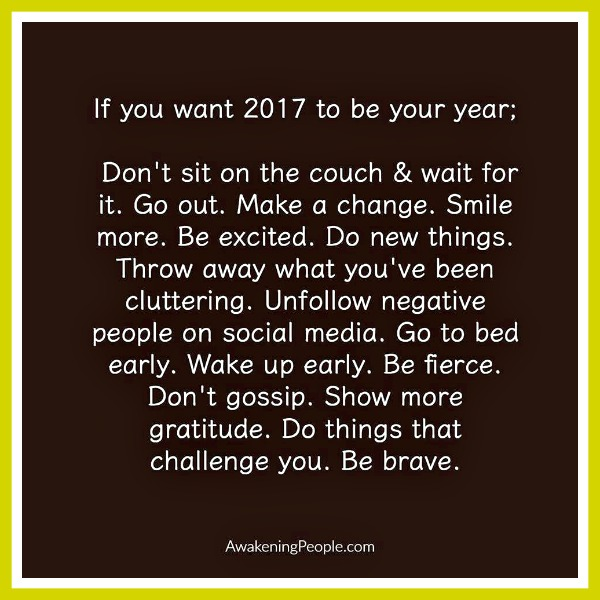 My Resolutions Have a Super Short Shelf Life