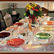 Accusations, Apologies on Thanksgiving this Year